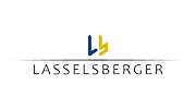 Kútfúrás referencia logo Lasselberger