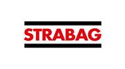 Kútfúrás referencia logo Strabag