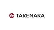 Kútfúrás referencia logo Takenaka